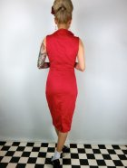 他の写真3: ☆Lindy Bop☆Matessa Red Bowling Pins Wiggle Dress 9号