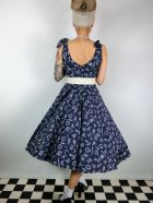 他の写真3: ☆HELL BUNNY☆Marin 50s Dress Navy 11号