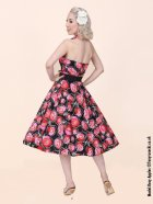 他の写真1: Vivien of Holloway Red Rose Dress Size20(17号)