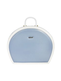 画像1: ☆Collectif☆Tammy Travel Bag Pale Blue