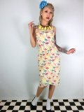 ☆Collectif☆Mahina Flamingo Print Sarong Dress 13号