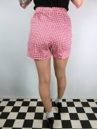 他の写真3: ☆Lindy Bop☆Nishka Red Gingham Shorts 11号