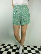他の写真1: ☆Lindy Bop☆Binkie Green Playing Cards Shorts 7号