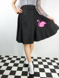 ☆Collectif☆Tammy Flamingo Skirt  13号