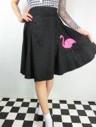 他の写真1: ☆Collectif☆Tammy Flamingo Skirt  13号