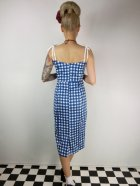 他の写真3: ☆Collectif☆Nancy Painted Gingham Pencil Dress  9号