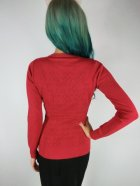 他の写真3: ☆Collectif☆Beau Cherry Pointelle Jumper 11号