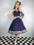 ☆Collectif☆ Ginger Sailor Wing Bust Doll Dress 13号