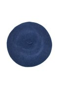☆Collectif☆ CARRIE PLAIN BERET Navy