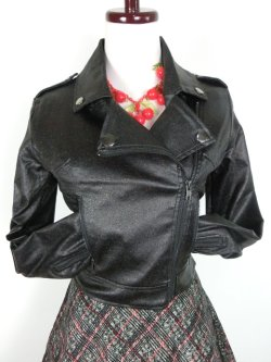 画像1: ☆Collectif☆OUTLAW VEGAS BIKER JACKET 17号