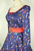 他の写真2: ☆Collectif☆WILLOW PAPER PIN-UP DOLL DRESS 11号