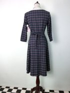 他の写真3: ☆Heart of Haute☆ Mitzi Dress  Windowpane Flannell (S)9号