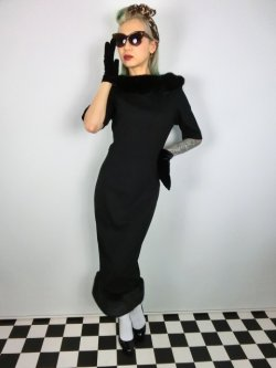 画像1: ☆Collectif☆ JULIETTE PENCIL DRESS 11号