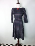 他の写真1: ☆Heart of Haute☆ Mitzi Dress  Windowpane Flannell (S)9号
