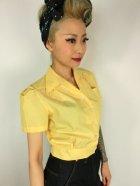 他の写真2: ☆Freddies of Pinewood☆ Yellow Work Blouse (UK16)17号