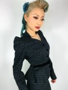 他の写真2: ☆Collectif☆DIANA CHAISE CHECK BLAZER 11号