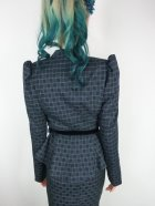 他の写真3: ☆Collectif☆DIANA CHAISE CHECK BLAZER 11号