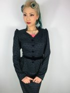 他の写真1: ☆Collectif☆DIANA CHAISE CHECK BLAZER 11号