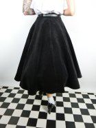 他の写真3: ☆Collectif☆ROSIE QUILTED VELVET SWING SKIRT 9号