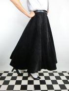 他の写真2: ☆Collectif☆ROSIE QUILTED VELVET SWING SKIRT 11号
