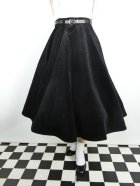 他の写真1: ☆Collectif☆ROSIE QUILTED VELVET SWING SKIRT 7号
