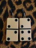 Domino ピアス クリーム(2)