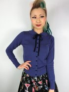 他の写真1: ☆Collectif☆ANDI LONGLINE CARDIGAN Navy 15号