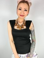 他の写真1: ☆Collectif☆JILL PLAIN TOP  Black 11号