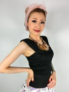他の写真2: ☆Collectif☆JILL PLAIN TOP  Black 11号