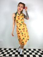 他の写真1: ☆Collectif☆LEELU PINEAPPLE & PALM SARONG DRESS 13号