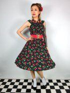他の写真1: ☆Heart of Haute☆Amanda Dress-CherryDot (S)9号