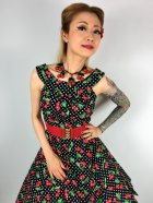 他の写真2: ☆Heart of Haute☆Amanda Dress-CherryDot (S)9号