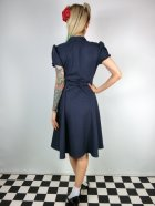 他の写真3: ☆Heart of Haute☆Manhattan Dress - Navy (S)9号