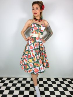画像1: ☆Collectif☆ FAIRY TROPICAL BAMBOO DOLL DRESS 13号