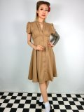 ☆Heart of Haute☆Manhattan Dress - Caramel (M)11号
