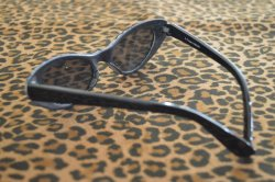 画像3: Cat Eye Shades - Leopard Prints