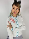 ☆Collectif☆CAMILLA LOBSTER CARDIGAN 15号