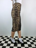 他の写真2: ☆HELL BUNNY☆Panthera Pencil Skirt Leopard(S)11号