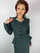 他の写真1: ☆Collectif☆DIANA ELVEDEN CHECK BLAZER 15号