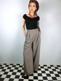 ☆Collectif☆ MARGORIE 40S SWING TROUSERS 11号