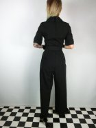 他の写真3: ☆Collectif☆ VINTAGE ZOE JUMPSUIT Black 15号