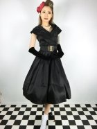 他の写真1: ☆Lindy Bop☆Amber Black Occasion Dress 9号