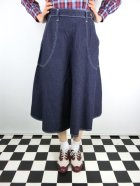 他の写真1: ☆Freddies of Pinewood☆Blue Denim Jeans Skirt (24インチ) 7号