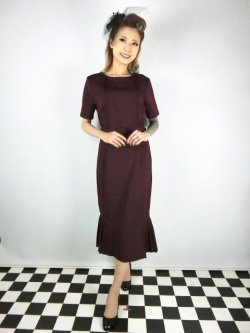 画像1: ☆Collectif☆CAMILLE PENCIL DRESS 17号