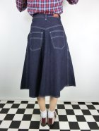 他の写真3: ☆Freddies of Pinewood☆Blue Denim Jeans Skirt (24インチ) 7号
