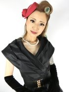 他の写真2: ☆Lindy Bop☆Amber Black Occasion Dress 9号