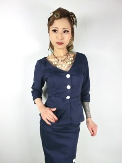 画像2: ☆COLLECTIF VINTAGE☆CHARLOTTE JACKET 17号
