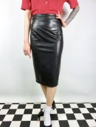 他の写真1: ☆Collectif☆POLLY PU PENCIL SKIRT 9号