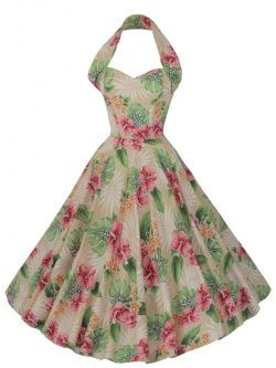 画像2: Vivien of Holloway Mai Tai Dress Size12(9号)
