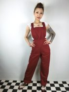 他の写真1: ☆Freddies of Pinewood☆ Burgundy Home Companion Dungarees (32インチ) 15号